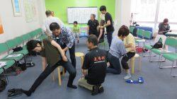 【五反田校】6/3(日)上級ⅣA第5回 <下肢から体幹へのバランスを整え、脚の性能を引き出す!!>/★体幹力獲得メソッド~下肢編>